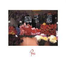 Winston Swift Boyer - Flower Market Paris - 1986