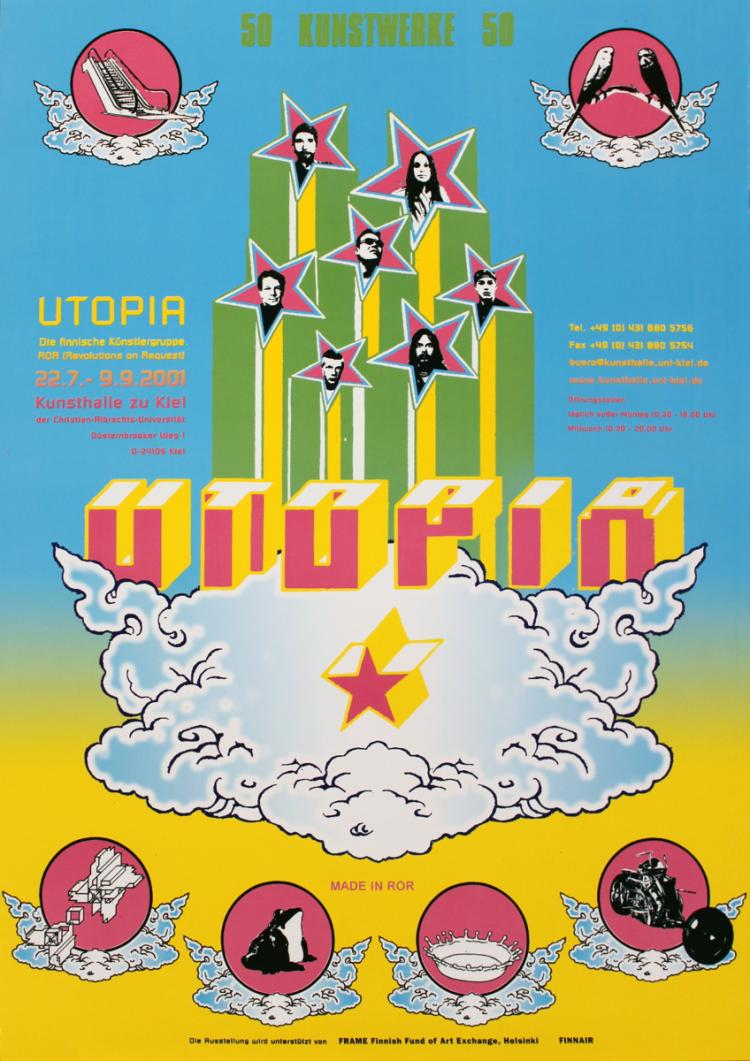Utopia - 2001