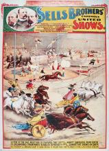 Sells Brother's Enormous United Shows - 1982