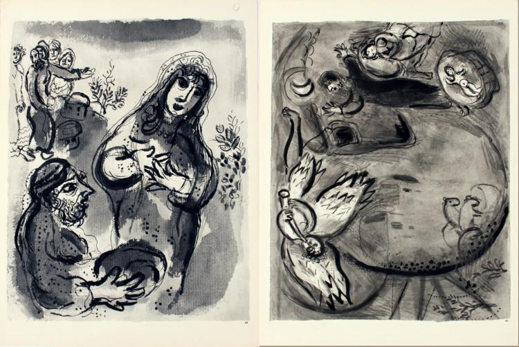 Marc Chagall - Pages 45 & 46