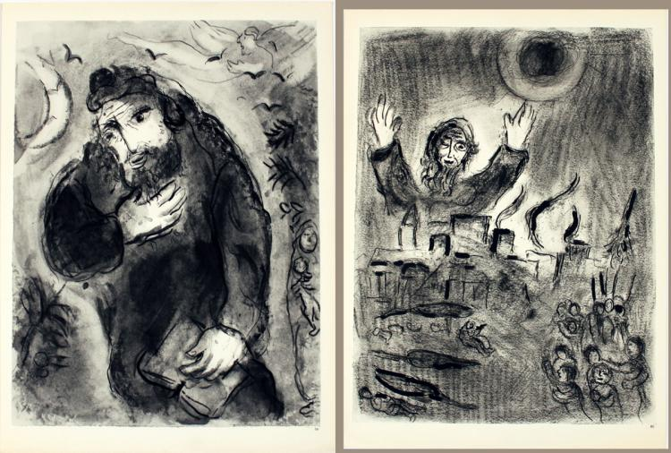 Marc Chagall - Pages 79 & 80