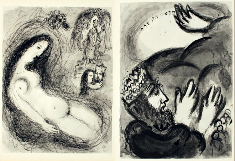 Marc Chagall - Pages 73 & 74