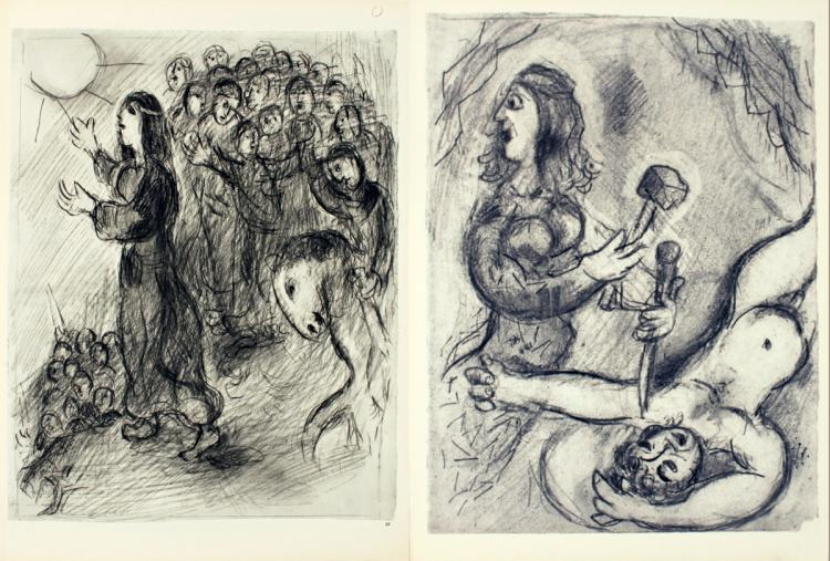 Marc Chagall - Pages 39 & 40