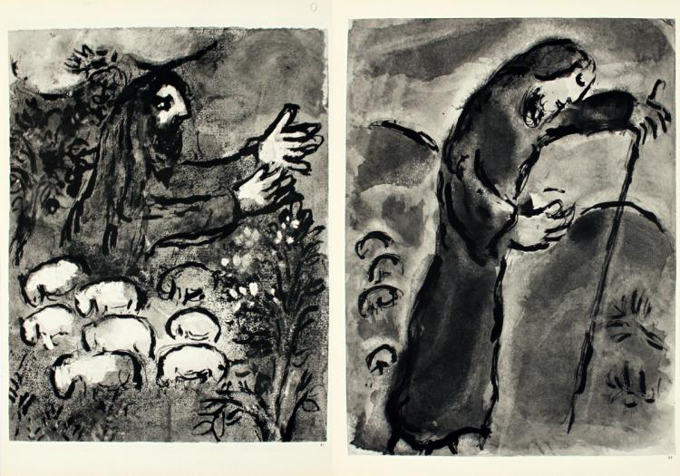 Marc Chagall - Pages 81 & 82