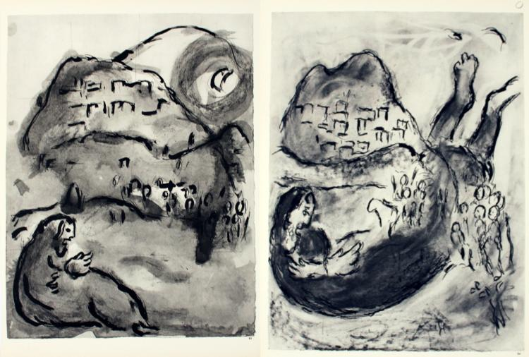 Marc Chagall - Pages 83 & 84