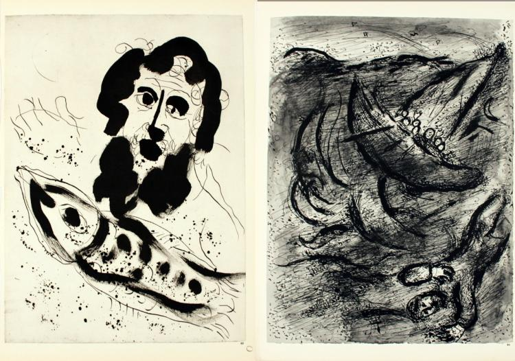 Marc Chagall - Pages 85 & 86