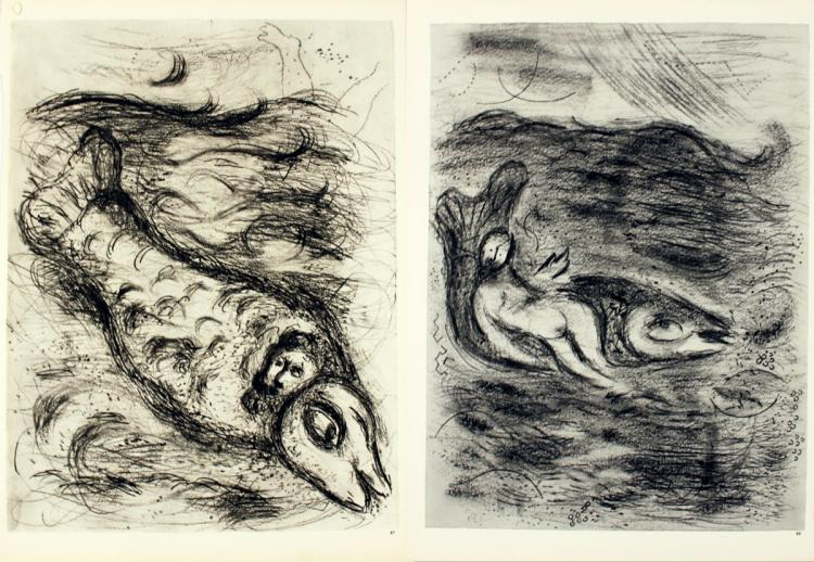Marc Chagall - Pages 87 & 88