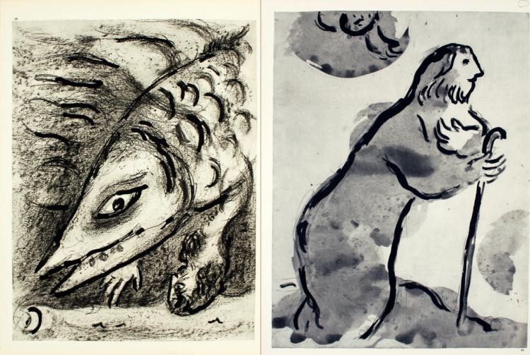 Marc Chagall - Pages 89 & 90