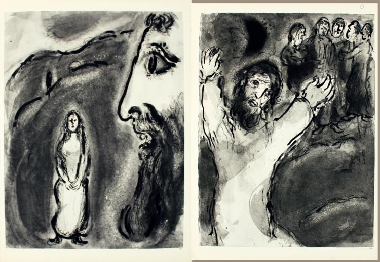 Marc Chagall - Pages 91 & 92