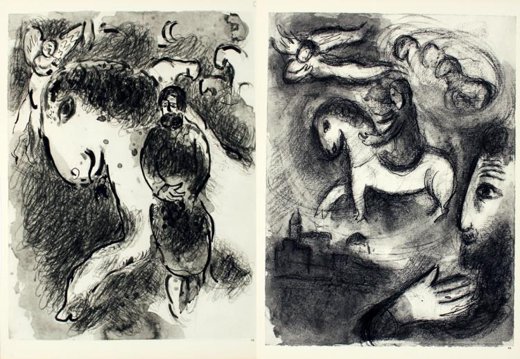 Marc Chagall - Pages 93 & 94