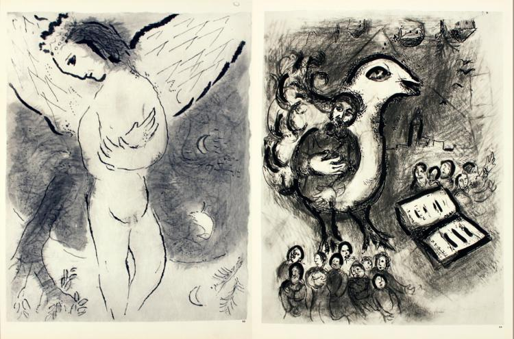 Marc Chagall - Pages 63 & 64
