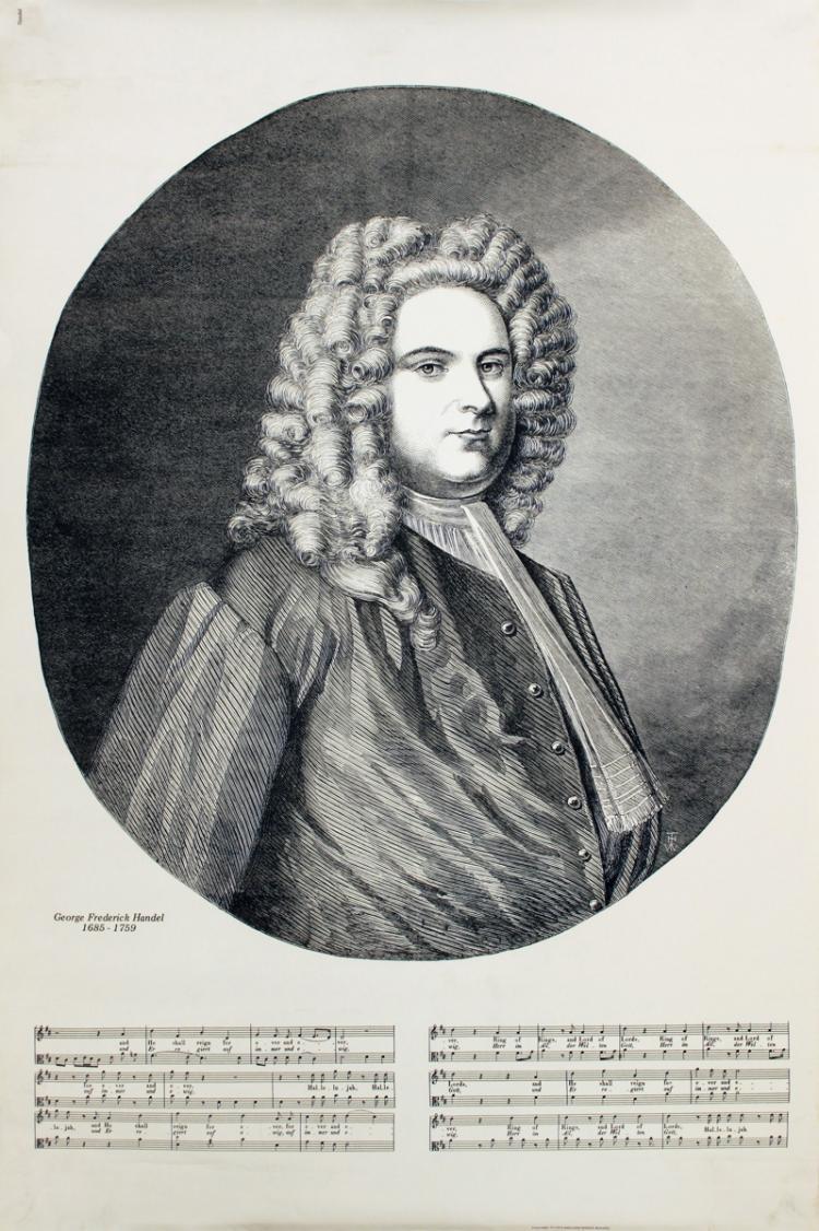 George Frederick Handel - 1975