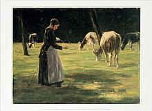 Max Liebermann - Cowgirl (sm) - 2011