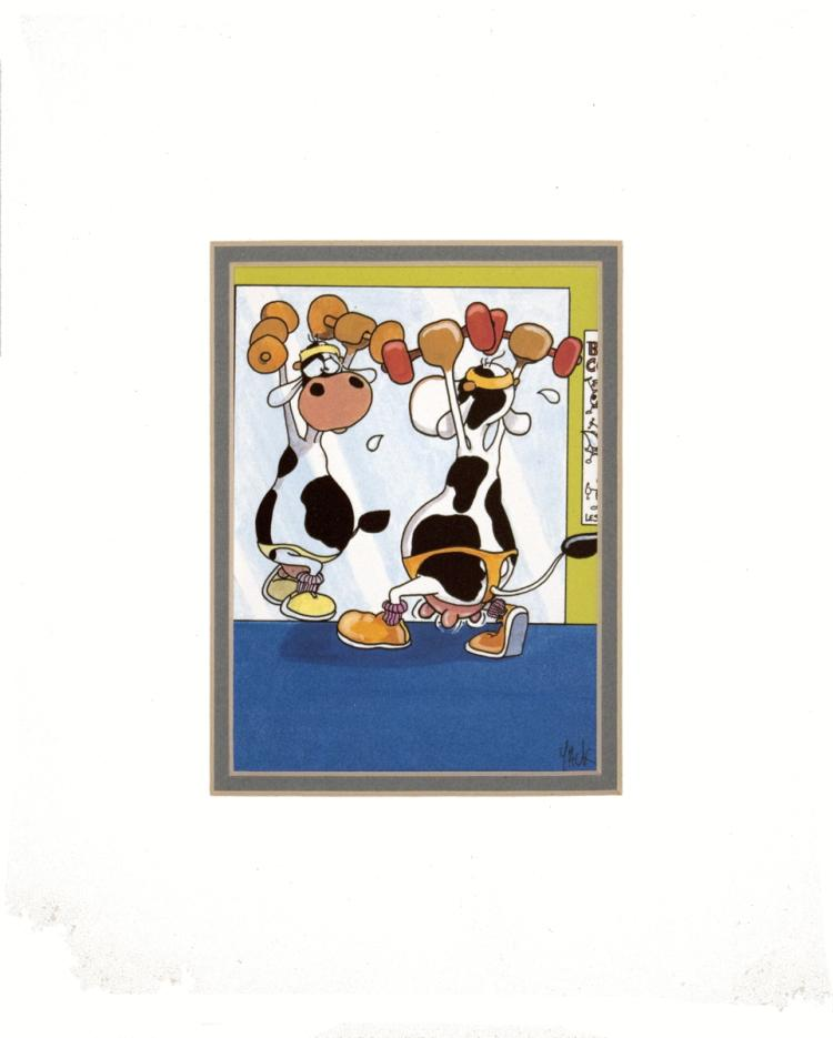 Jacques Bosse - Be Cow!