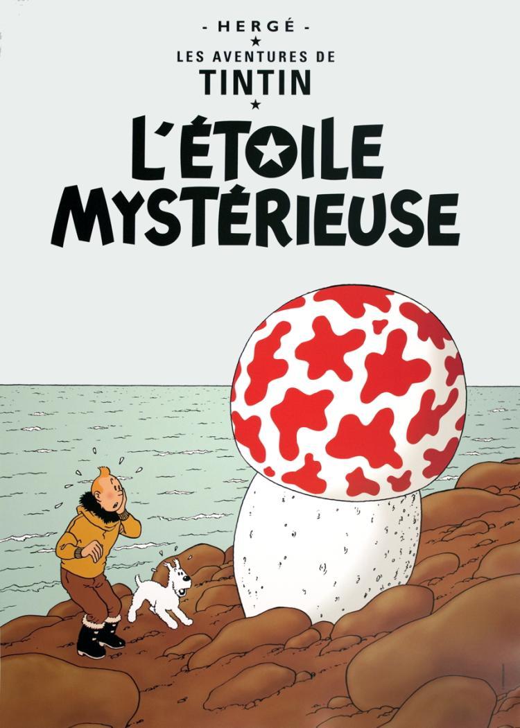Herge - Les Aventures de Tintin: L'Etoile Mysterieuse