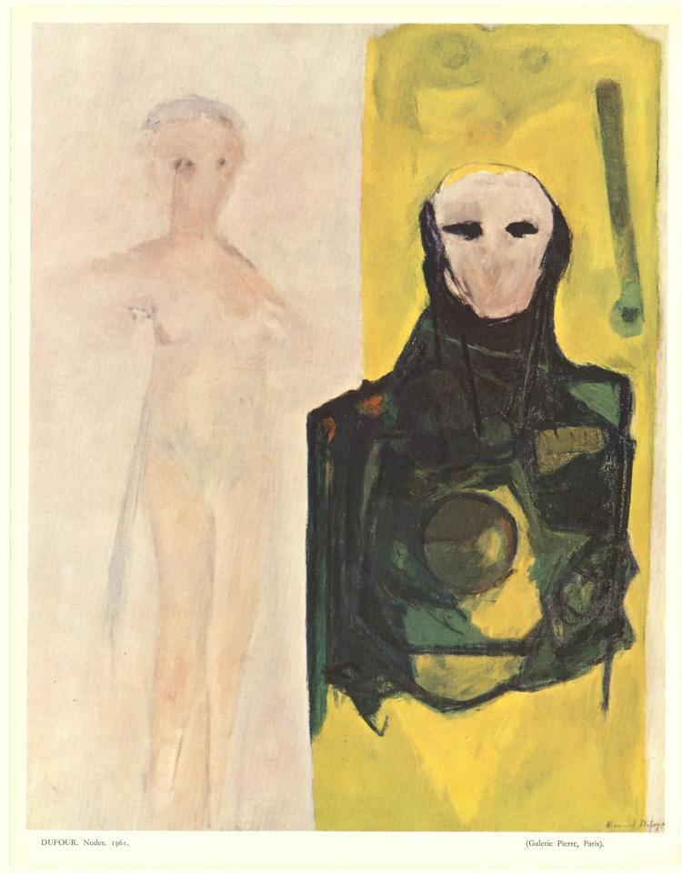Jean-Louis Dufour - XXe Siecle no. 35 - 1961