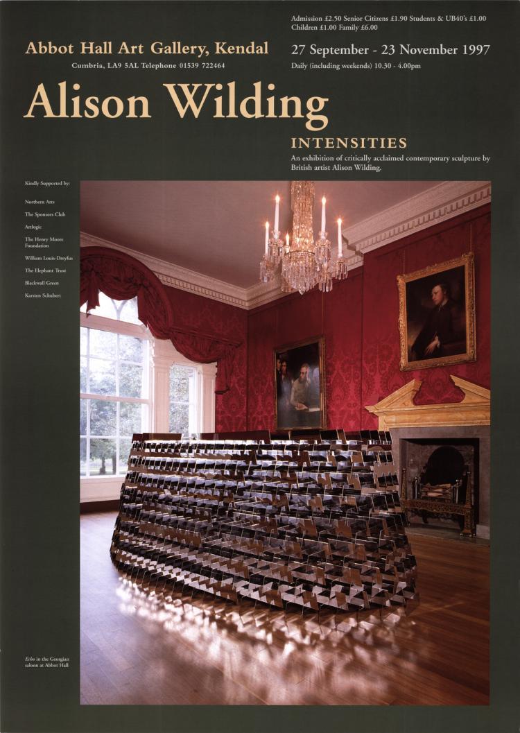 Alison Wilding - Echo - 1997
