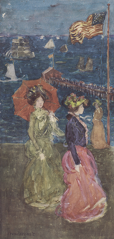 Maurice and Charles Prendergast - Williams College Museum of Art