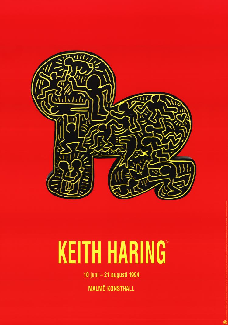 Keith Haring - Untitled (1983) - 1994