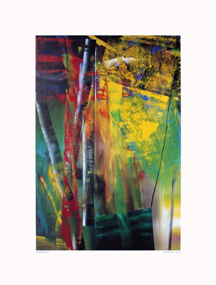 Gerhard Richter - Victoria I - 2003