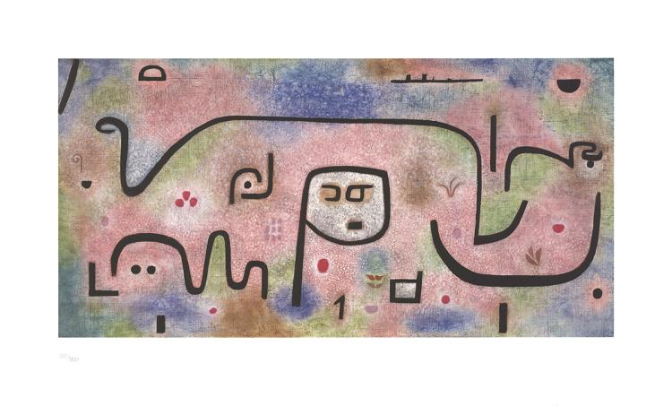 Paul Klee - Insula Dulcamara - 1999