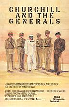Robert Andrew Parker - Churchill and the Generals - 1981
