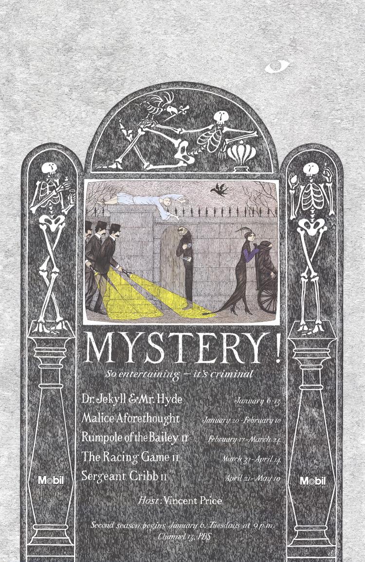 Mystery! - 1981