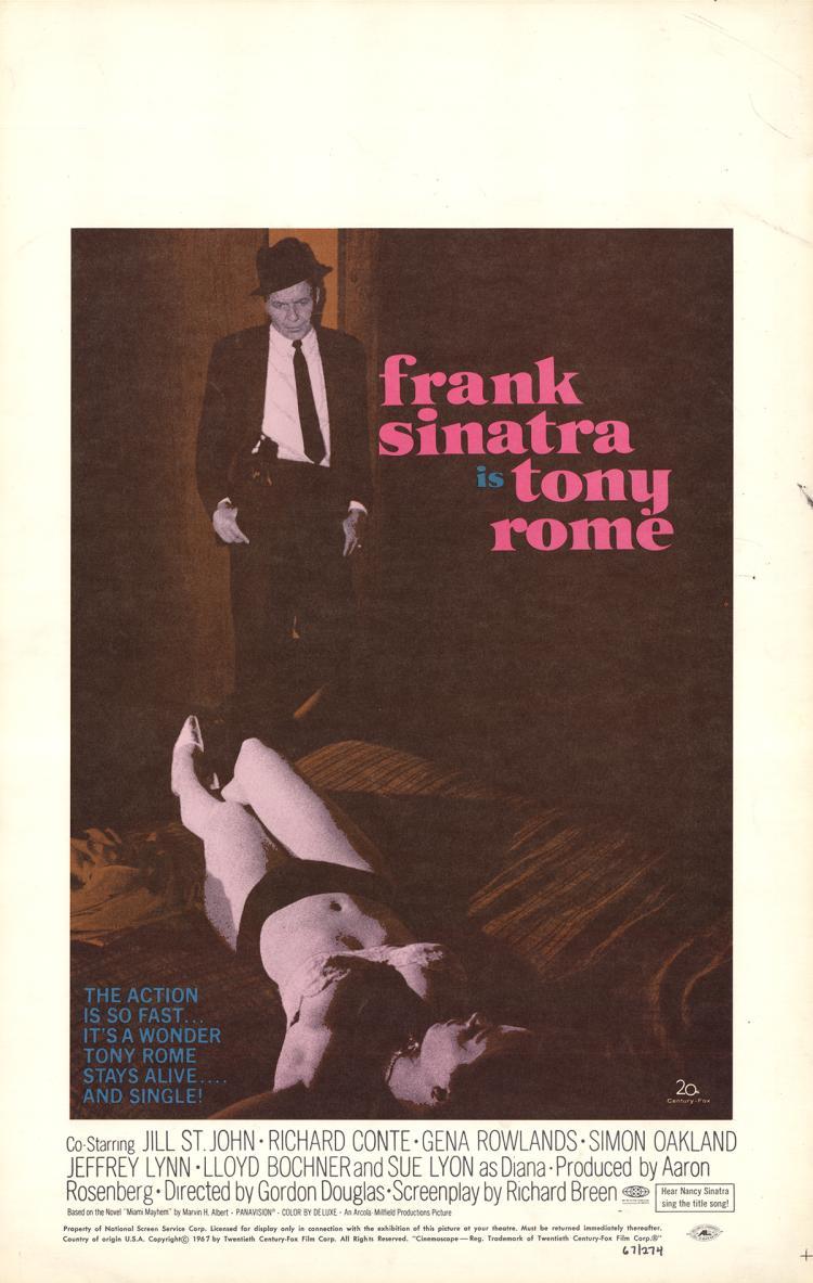 Tony Rome - 1967