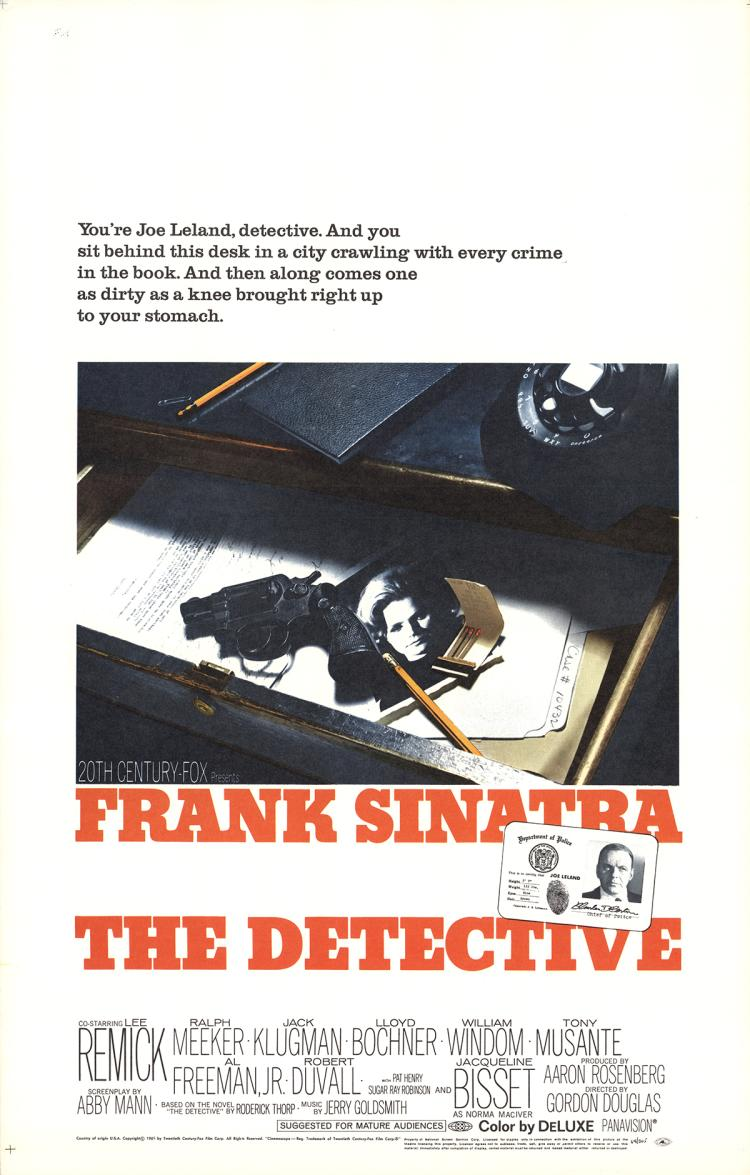 The Detective - 1968