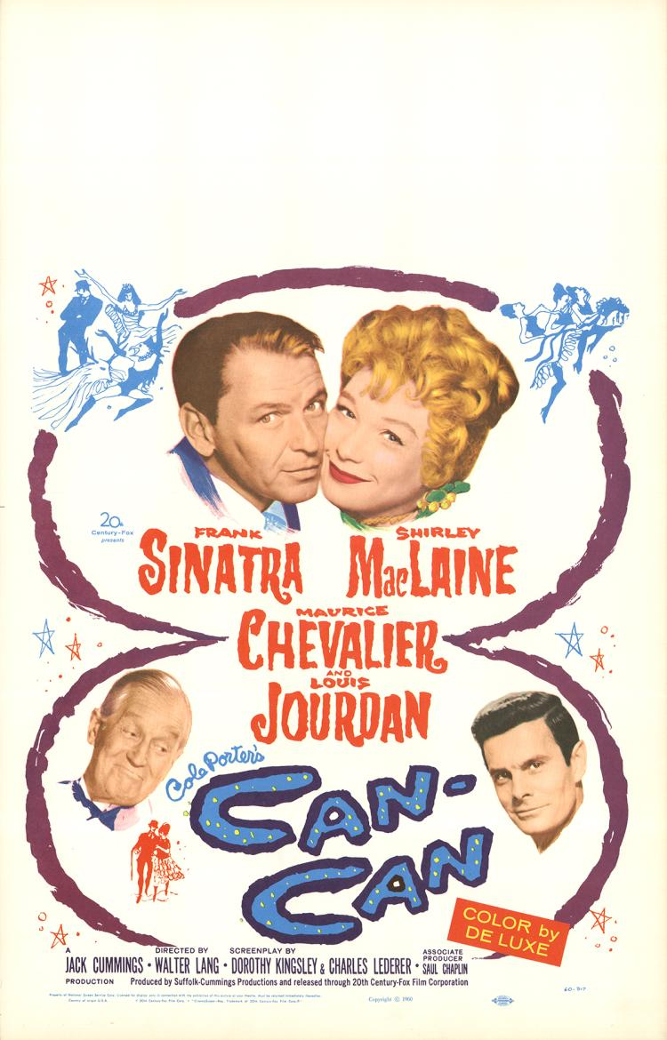 Cole Porter's Can-Can - 1960