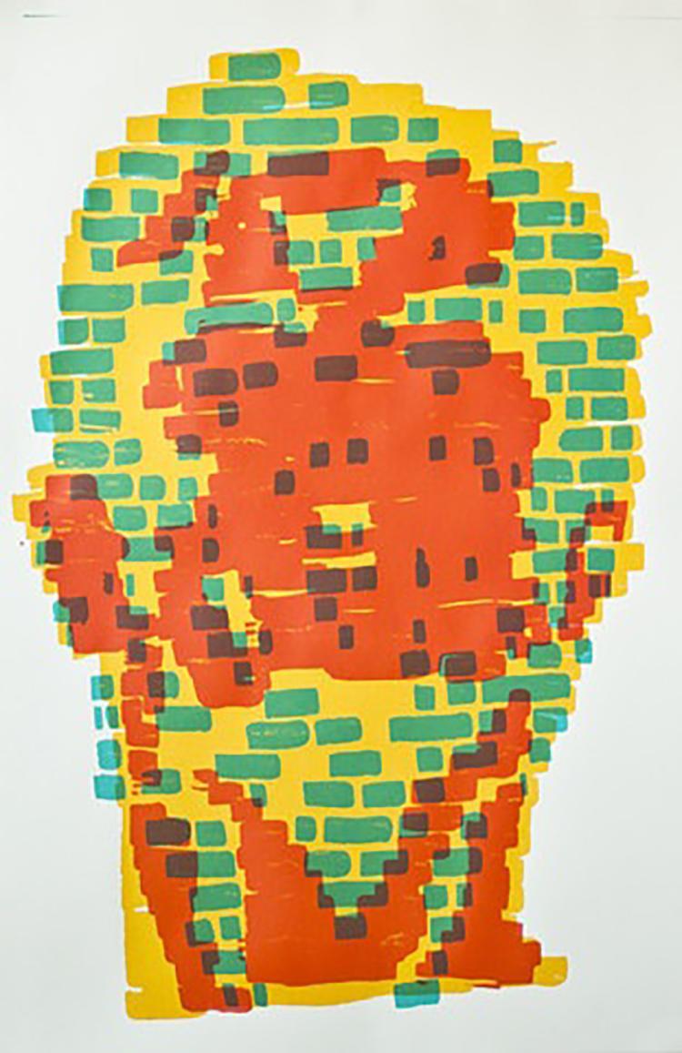 Andrew Savage - Brickface - 2015 - SIGNED