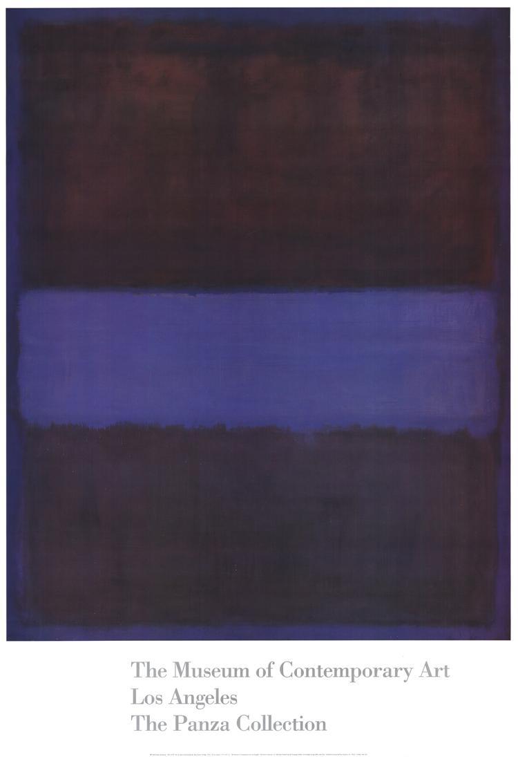 Mark Rothko - No. 61 - 1999