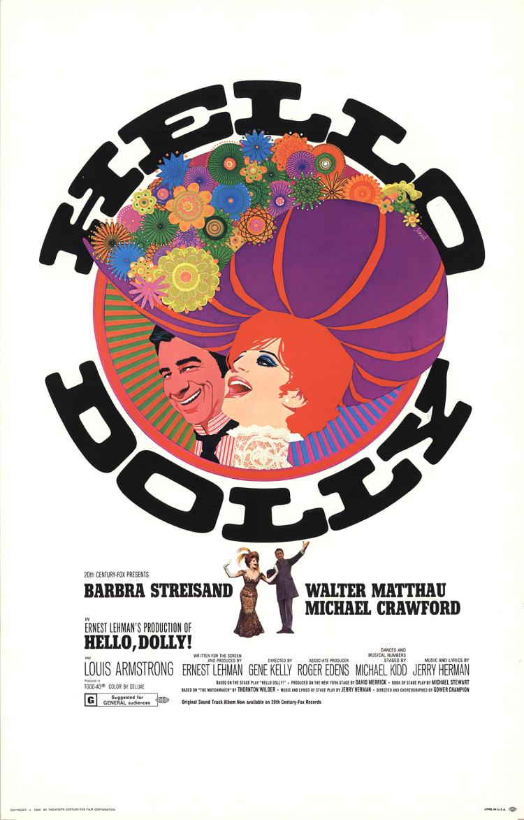Hello, Dolly! - 1969