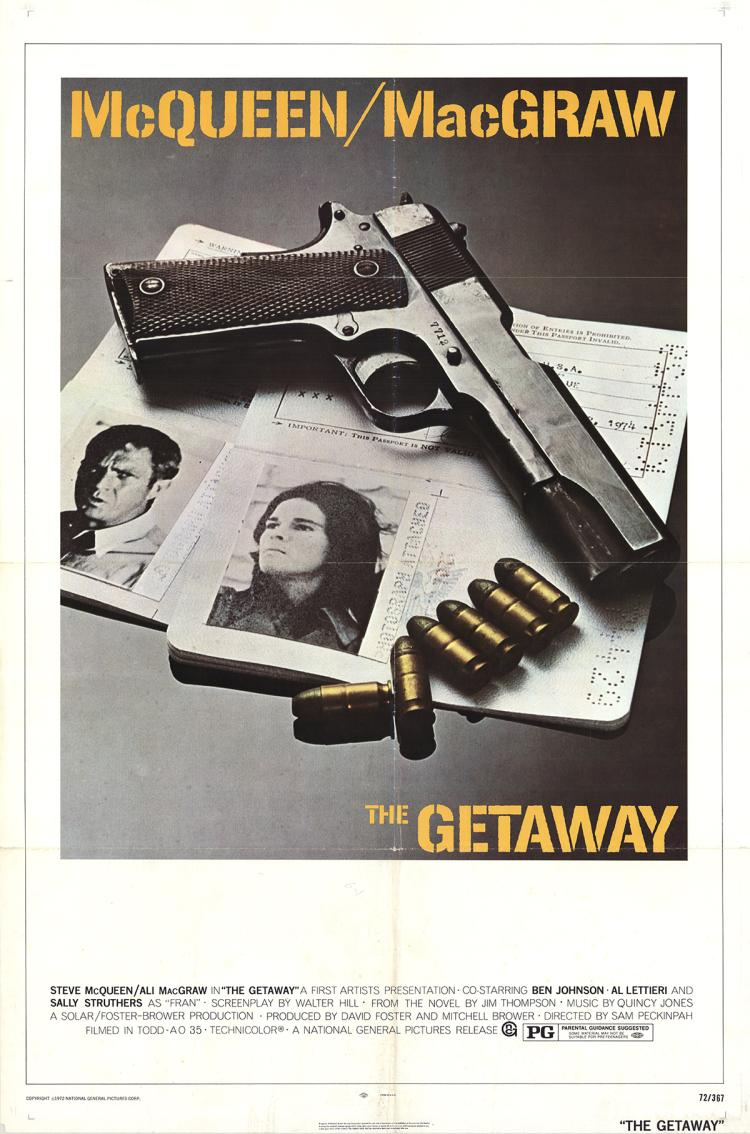 The Getaway - 1972