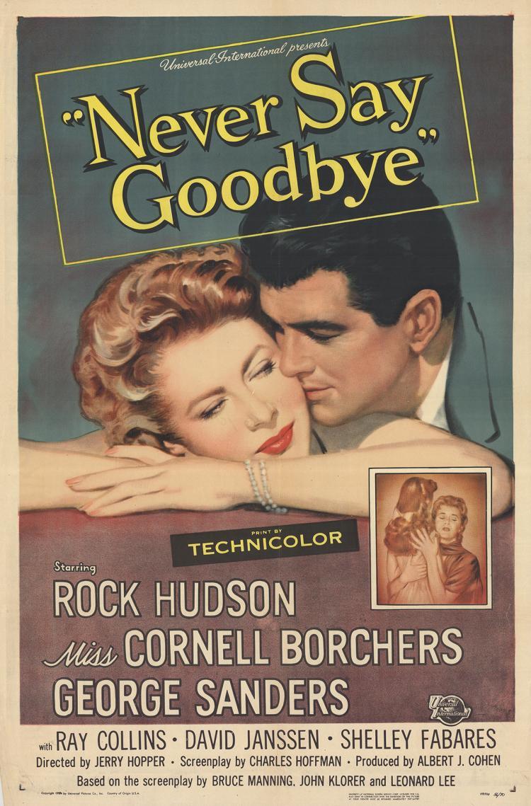 Never Say Goodbye - 1956