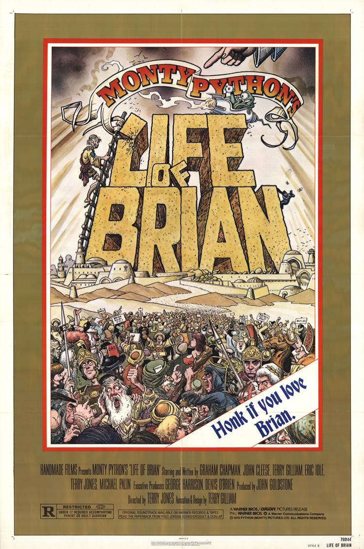 Monty Python's Life of Brian - 1979