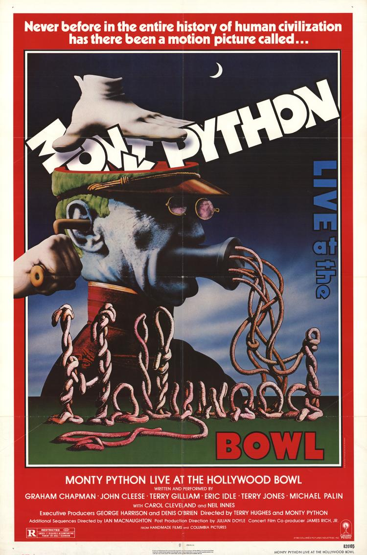 Monty Python Live at the Hollywood Bowl - 1982