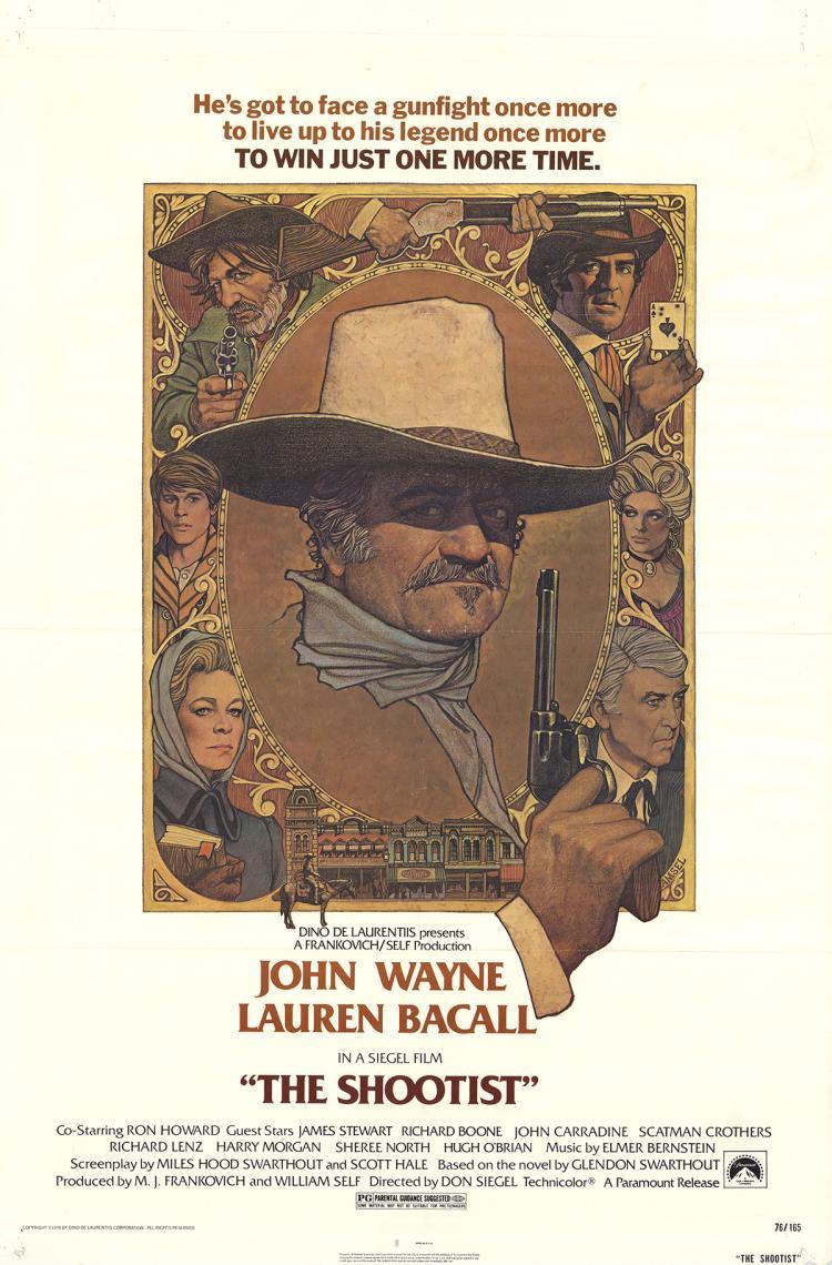 The Shootist - 1976
