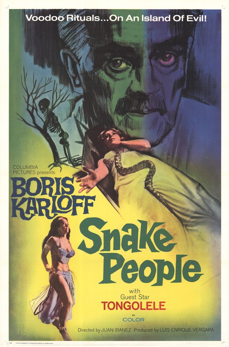Snake People - 1970