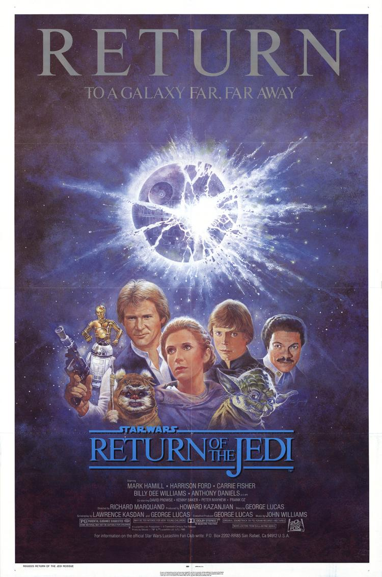 Return of the Jedi - 1985
