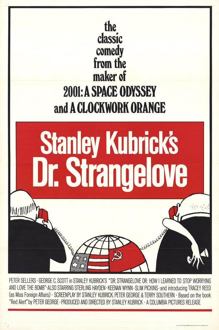 Dr. Strangelove - 1972