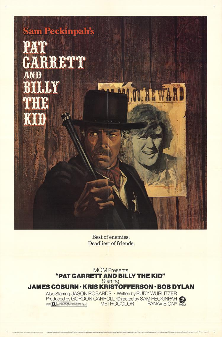 Pat Garrett and Billy the Kid - 1973