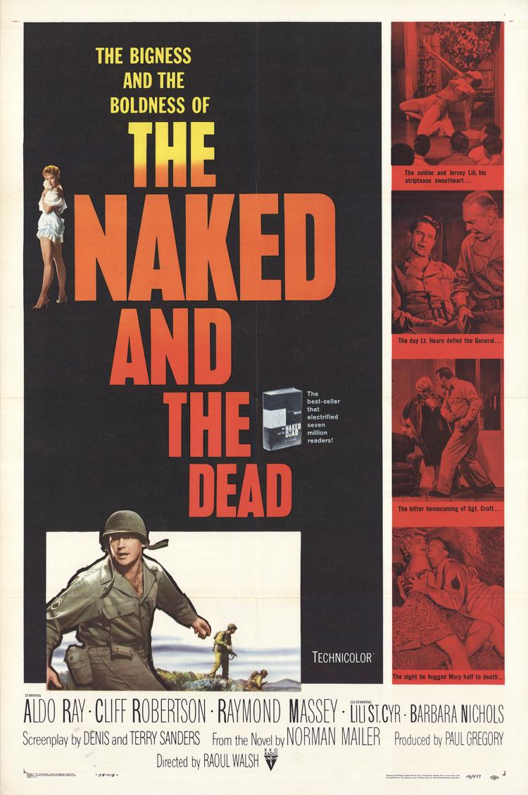 The Naked and the Dead - 1958