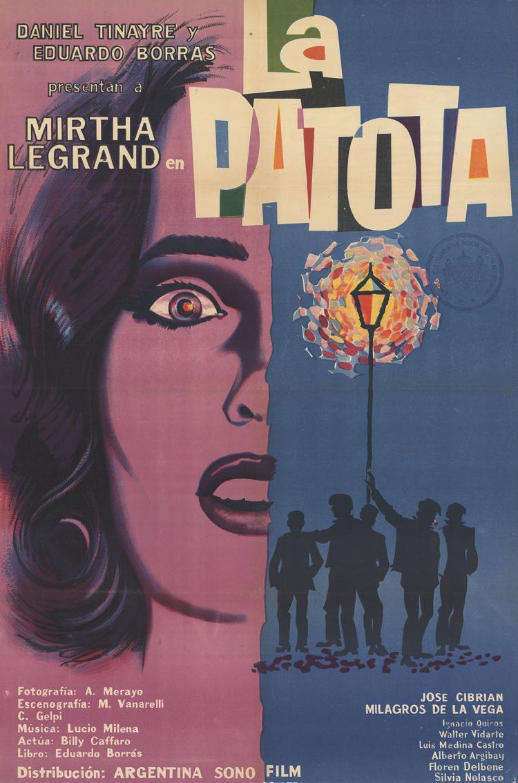 La Patota - 1960