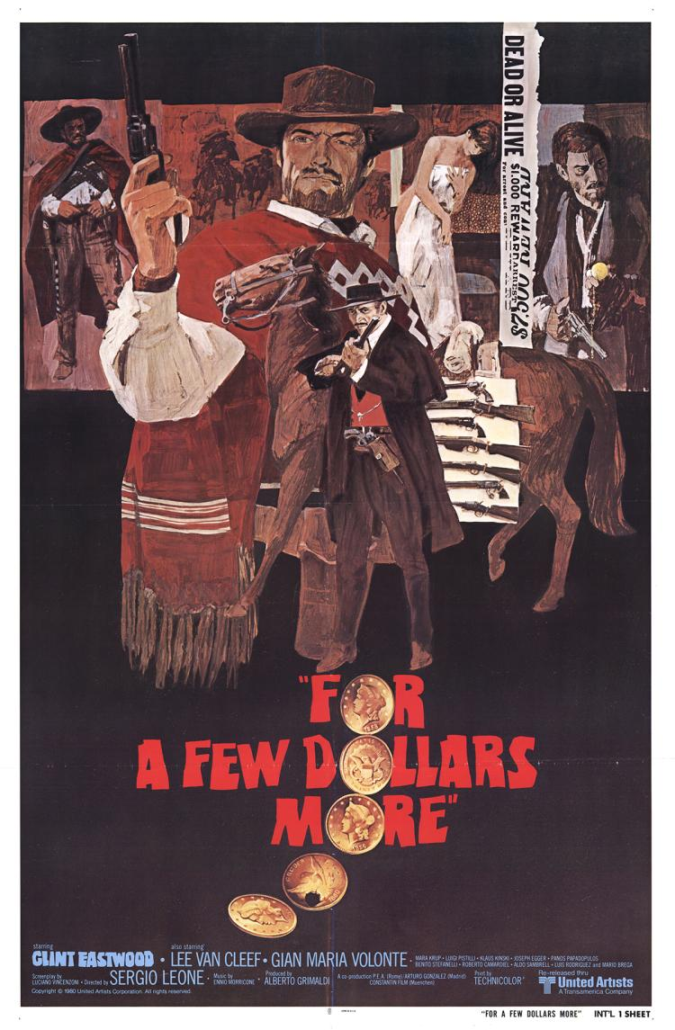 For A Few Dollars More - 1980