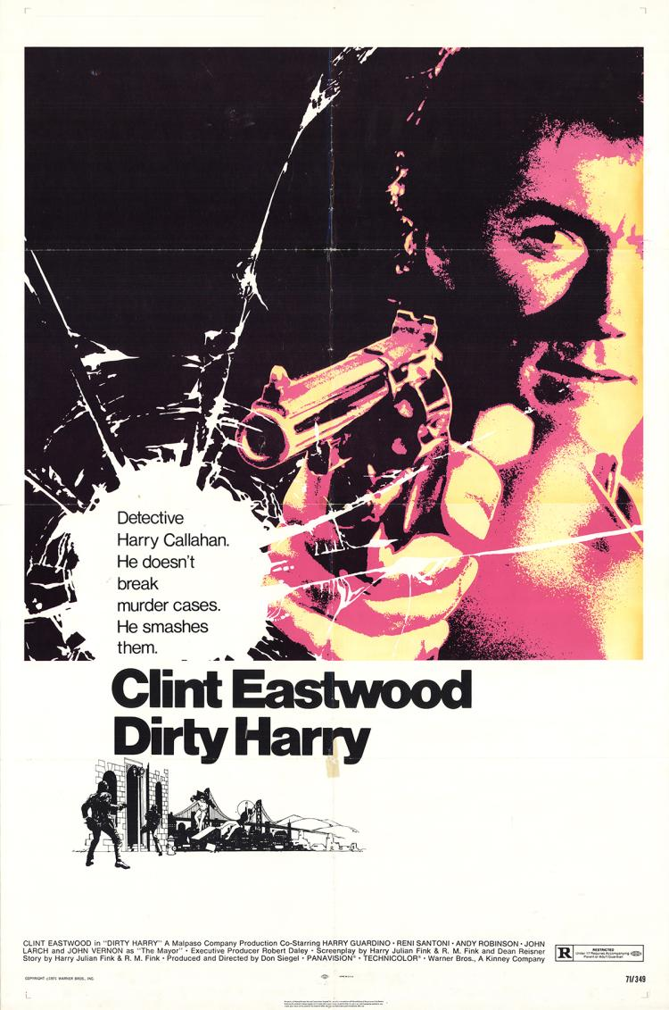Wagner - Dirty Harry - 1971