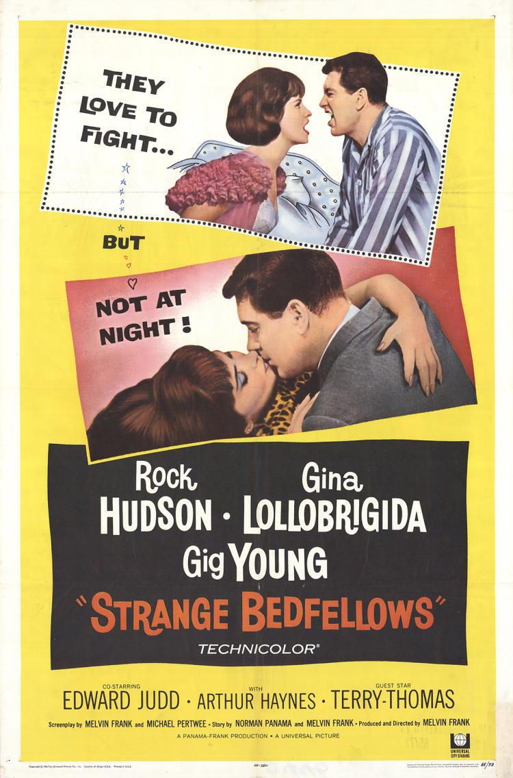 Strange Bedfellows - 1965