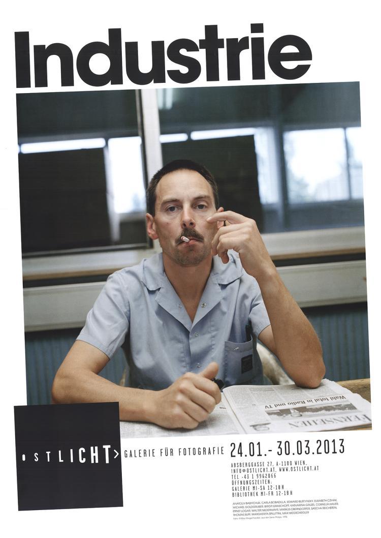 Max Wegscheider - Industry - 2013