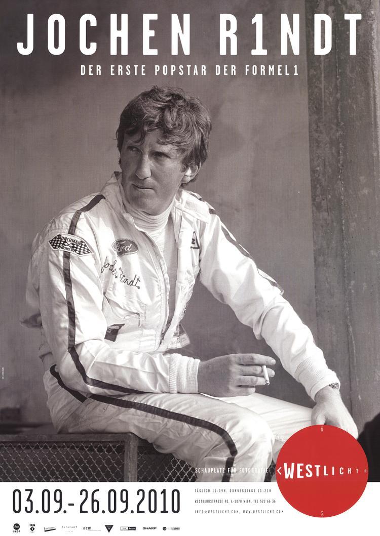 Ferdi Kraling - Jochen Rindt - 2010
