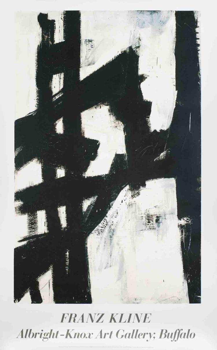 Franz Kline - New York, NY (lg) - 1980